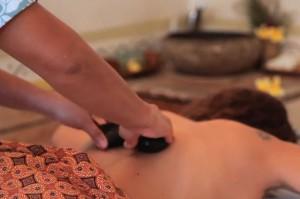 Warm Stones Massage