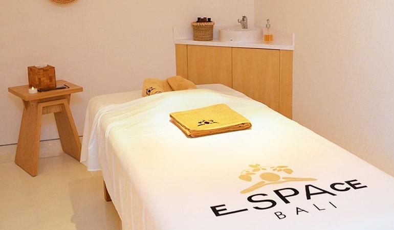 Full body massage - Espace spa Bali