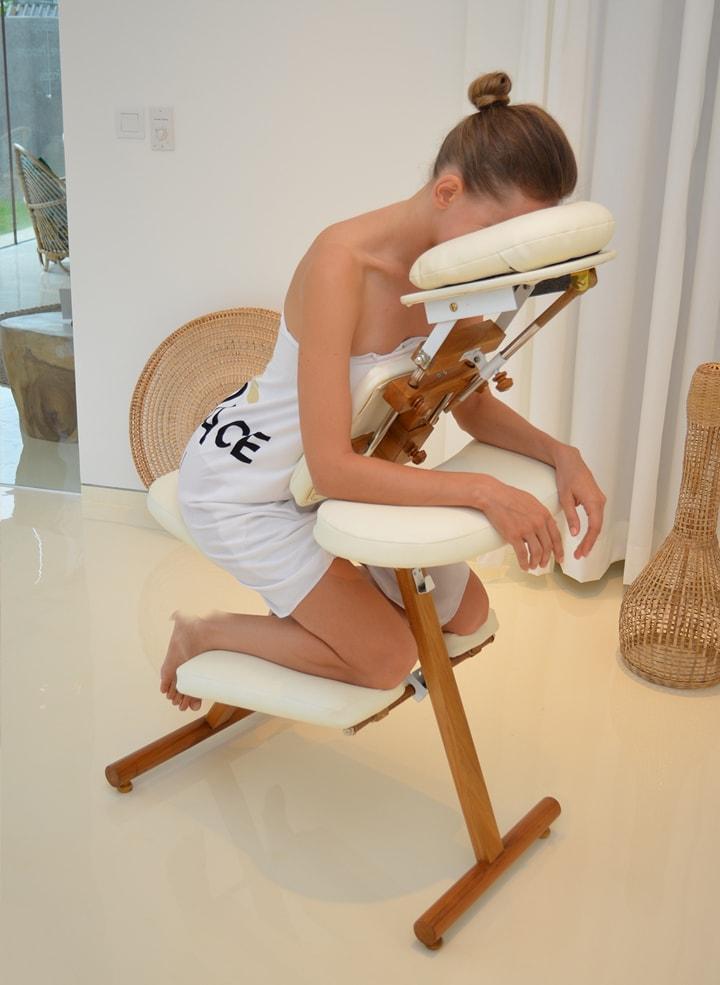Stress break - Chair massage